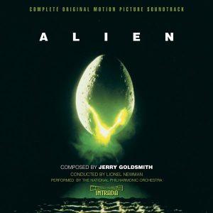 Jerry Goldsmith – Alien (Complete Original Motion Picture Soundtrack)