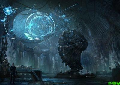 Khang Le - концепты Чужой Завет 2014!