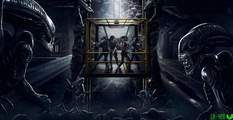 Alien: Descent