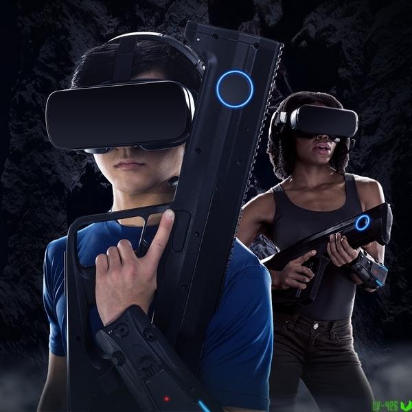 ALIEN: DESCENT - ультрасовременный аттракцион виртуальной реальности