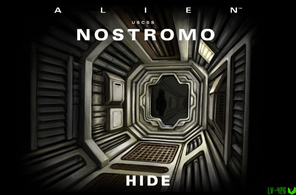 Alien – USCSS Nostromo настольная игра