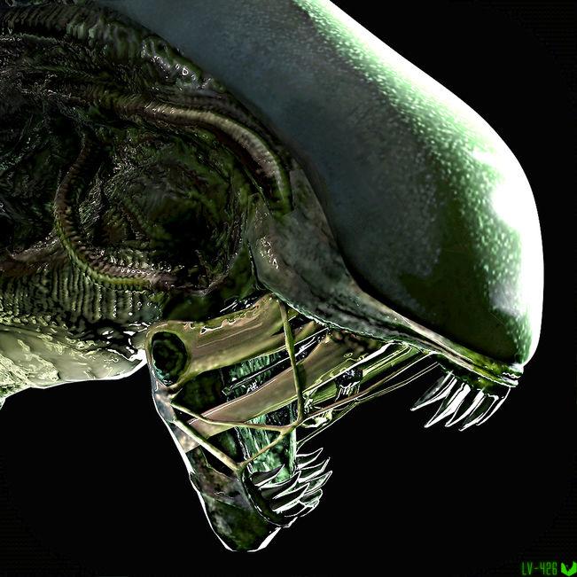 Иконка мобильной игры Alien: Blackout