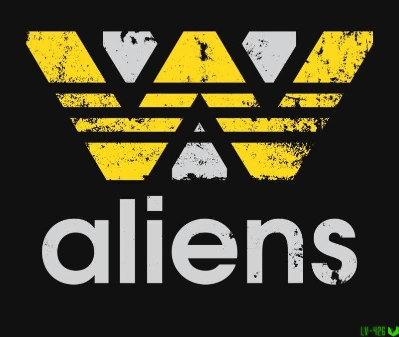 Линейка спортивной одежды Aliens