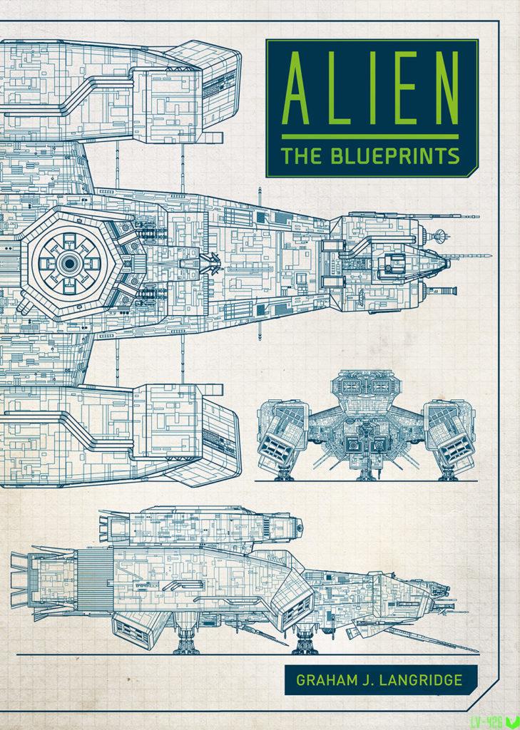 Alien The Blueprints