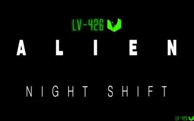 Чужой: Ночная смена (Alien: Night Shift) на русском