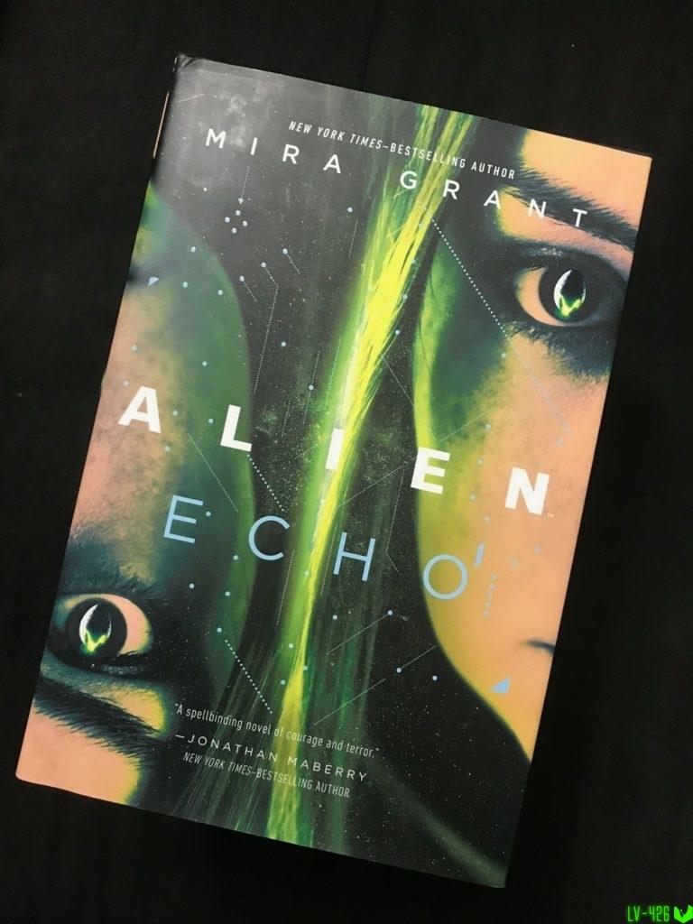 Чужой: Эхо [ Alien: Echo ] книга