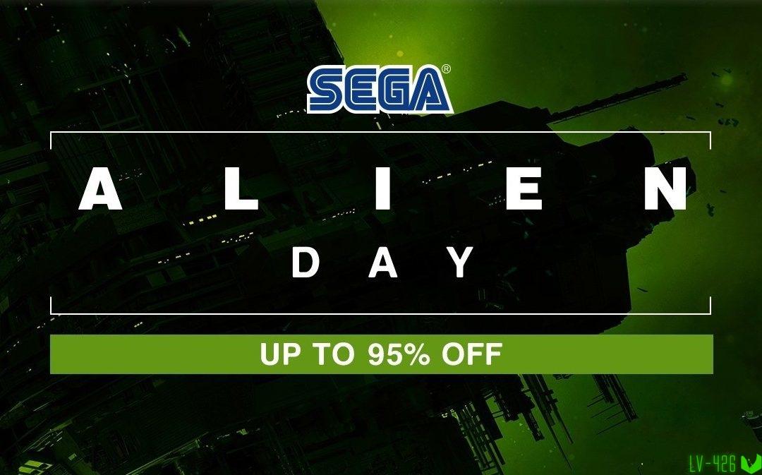 Alien Day | День Чужих 2020 – Скидки в Steam