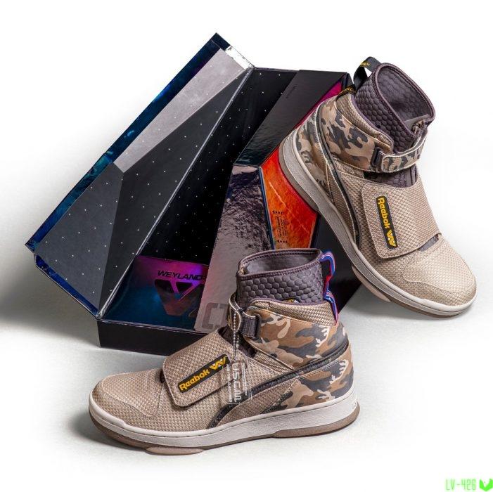 Результаты поиска Все результаты Reebok U.S.C.M. Bug Stomper Shoes День Чужих 2020