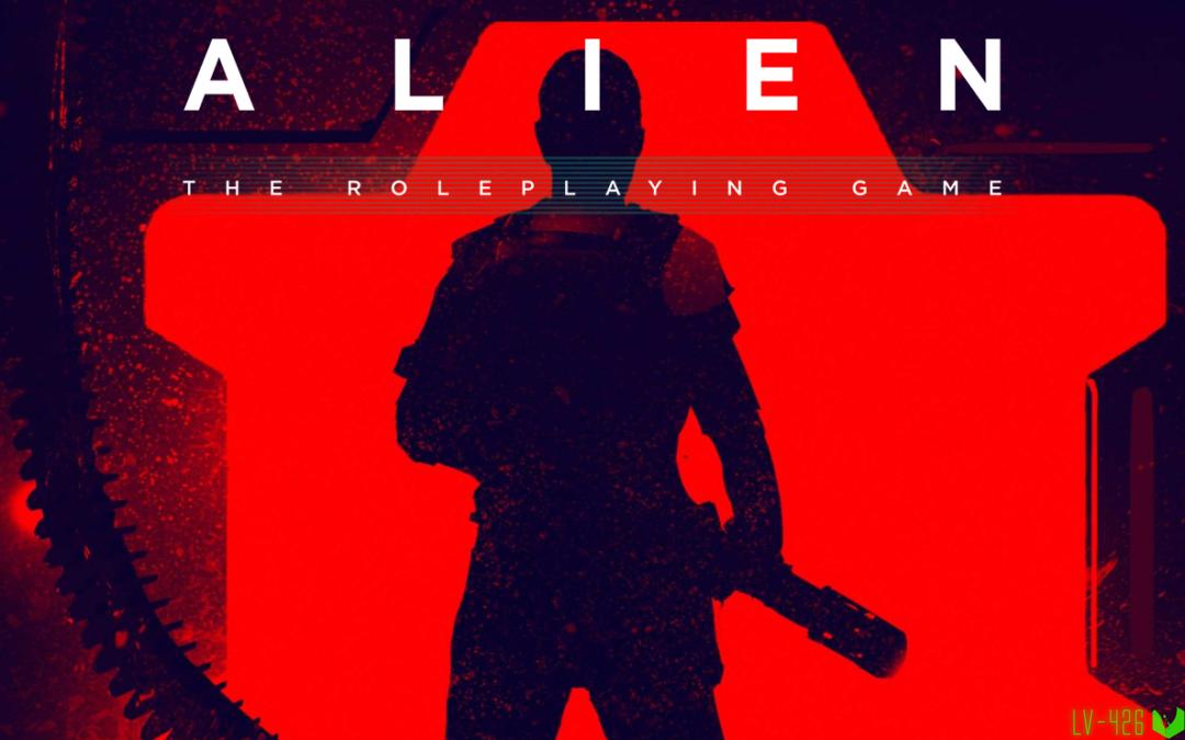 Alien RPG – настольная ролевая игра 2019