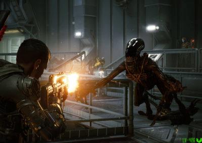 Скриншоты Aliens:Fireteam