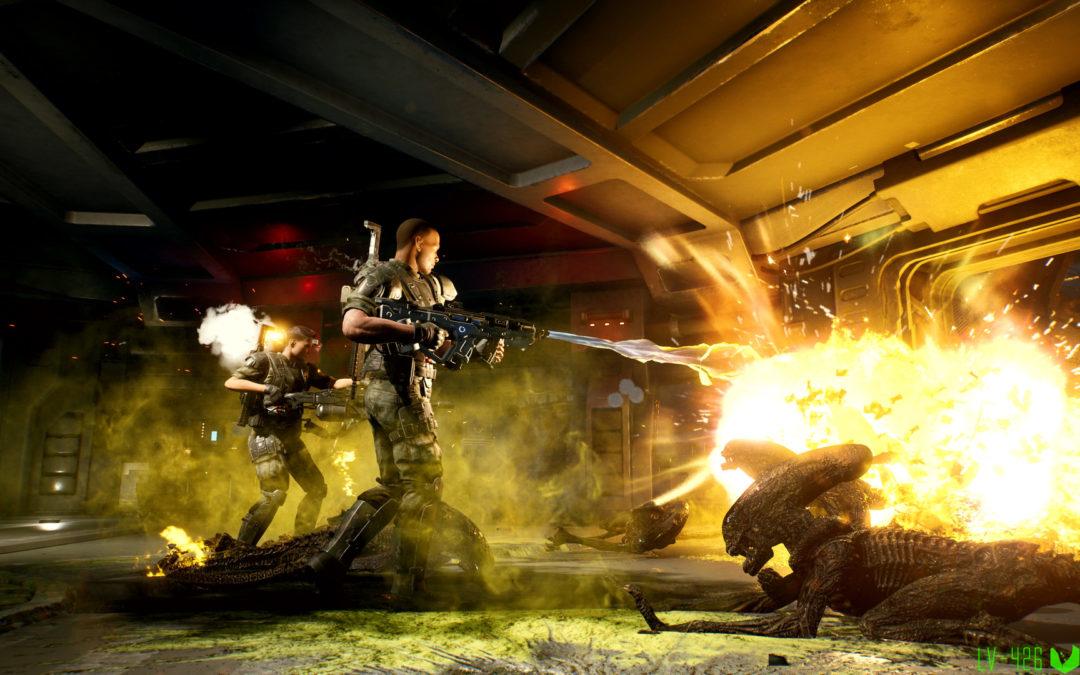 Aliens: Fireteam может быть той Охотой на жуков, которую мы хотели