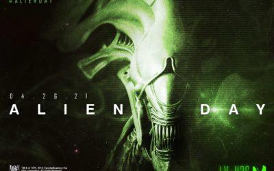 Alien Day 26.04.21 | День Чужих 2021
