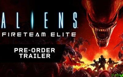 Aliens: Fireteam Elite – Новый трейлер